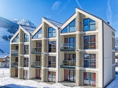 Appartement Bergparadies DorfGastein penthouse - 6-10 personen
