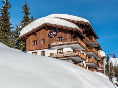 Chalet-appartement CGH Le Chalet Les Marmottons - 4-6 personen