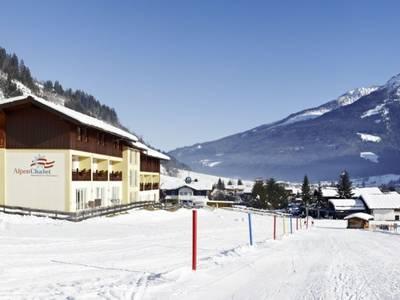 Appartement Alpenchalet Möschl Type 2 - 6-8 personen