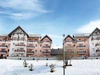 Appartement Les Lumières de Neige - 2-5 personen