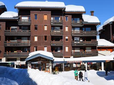 Appartement Le Hameau du Mottaret 33 m² - 2-5 personen