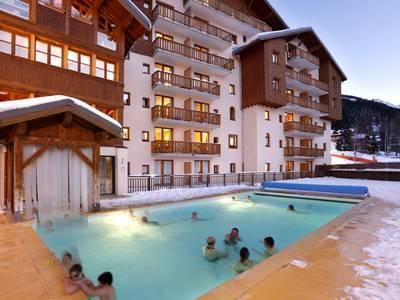 Appartement Résidence La Turra - 2-4 personen