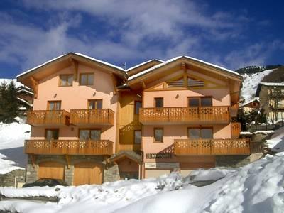 Appartement Coronilles Type 1 - 51 m² - 4-6 personen