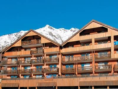 Appartement Le Dôme des Rousses - 2-5 personen