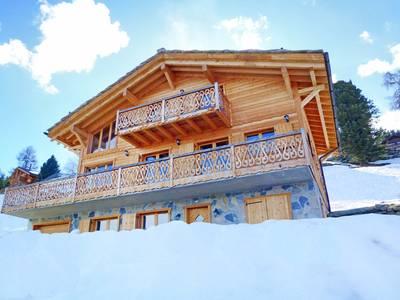 Chalet Perle des Collons met privé-sauna - 10-12 personen
