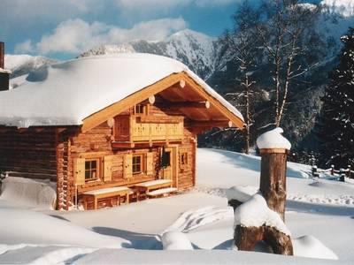 Chalet Schröckhütte - 8-10 personen