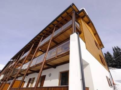 Appartement Sissipark Schönberg-Lachtal met privé-sauna - 8-10 personen