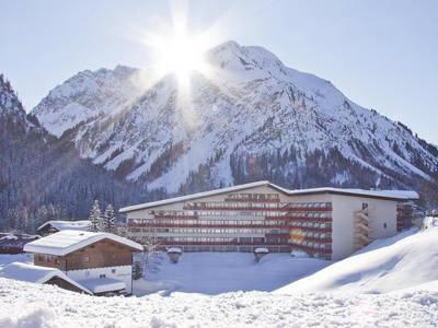 Appartement Kleinwalsertal Alpenroos - 4-7 personen