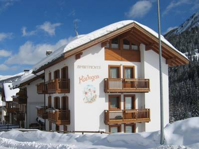 Chalet-appartement Sella Ronda - 4-6 personen