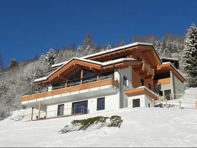 Chalet-appartement Alpenchalet am Wildkogel Kristall - 4-6 personen