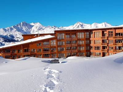 Chalet-appartement Résidence Eden Arc - 4-6 personen