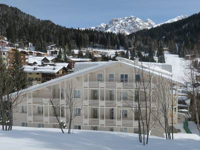 Chalet-appartement Residence Antares - 4-5 personen