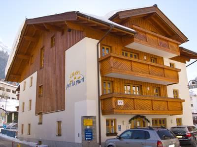 Appartement Chasa Per La Punt 61 m² - 4-6 personen