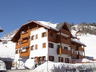 Chalet-appartement Residence Alpenrose incl. halfpension - 4-6 personen