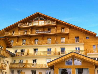 Appartement L'Ours Blanc met cabine - 4-6 personen