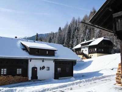 Appartement Feriendorf Kirchleitn Großwild Komfort (voor max. 2 volw. + 2 kinderen t/m 13 jaar) - 2-