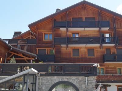 Chalet-appartement Balcon de Sarenne - 4-6 personen