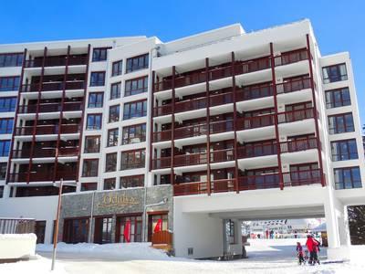 Appartement Résidence Le Panoramic - 6-8 personen