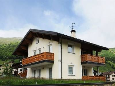 Chalet-appartement Legnoso Camoscio - 6 personen