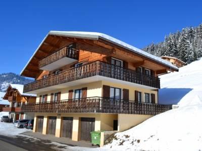 Chalet-appartement Pensée des Alpes - 8-10 personen