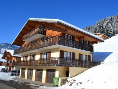 Chalet-appartement Pensée des Alpes combinatie - 16-20 personen
