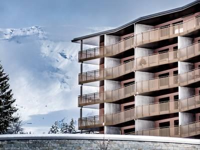 Appartement Peaks Place Classic (70-79 m²), zondag t/m zondag - 4-6 personen