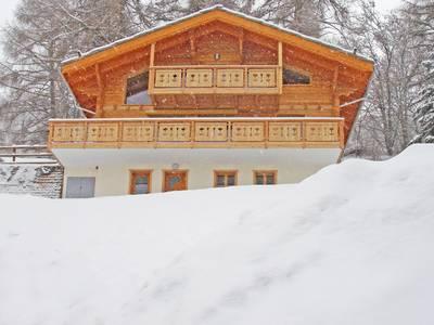 Chalet Vue des Alpes met privé-sauna - 10 personen