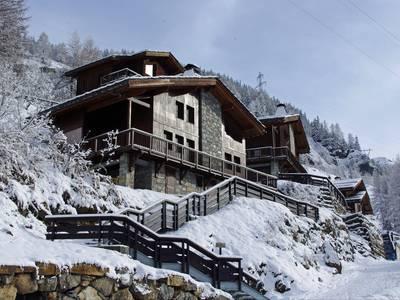 Chalet Aspen met privé-sauna - 12 personen