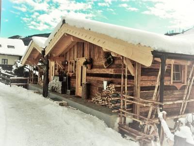Chalet Almchalet Schneeberg - 10 personen