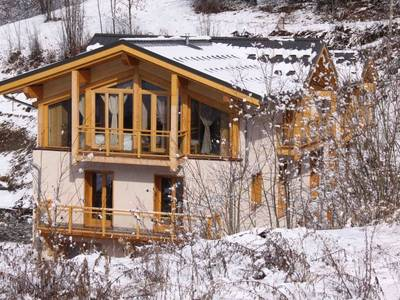 Chalet-appartement des Domaines de la Vanoise - 8-10 personen