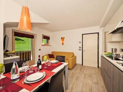 Chalet-appartement Inverno Al Vago - 4 personen