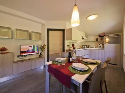 Chalet-appartement Inverno Al Monte - 4 personen