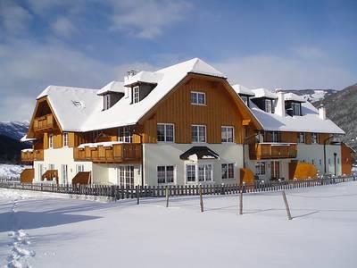 Appartement Aineckblick - 6-8 personen