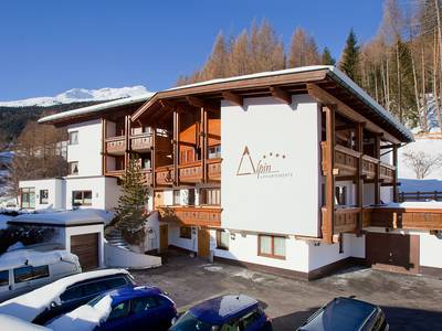 Appartement Alpin Grieskogel - 8-11 personen