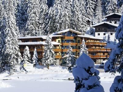 Appartement Alpen Appartements Zauchensee Bergpanorama - 4-6 personen