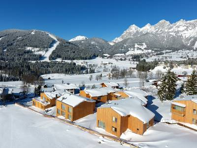 Chalet-appartement Rittis Alpin - 2-4 personen