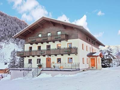 Chalet-appartement Berghof - 4 personen