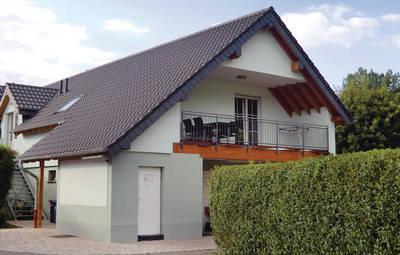 Vakantiehuis In Wallendorf-Pont