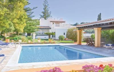 Vakantiehuis In Santa Eulalia (Emi138)