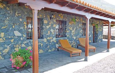 Vakantiehuis In Fuencaliente-La Palma