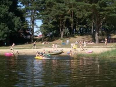 Camping am Blanksee