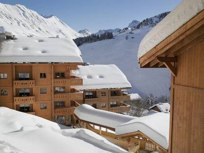 Chalet-appartement Le Village De Lessy