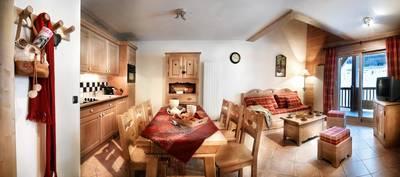 Chalet-appartement Les Fermes De Sainte Foy