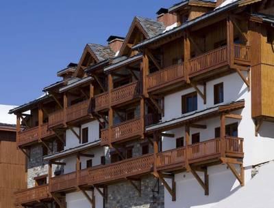 Chalet-appartement Montagnettes-Vallon