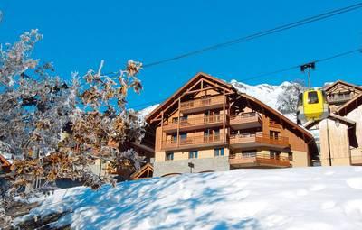 Prestige Apartment La Cascade – Les Epinettes