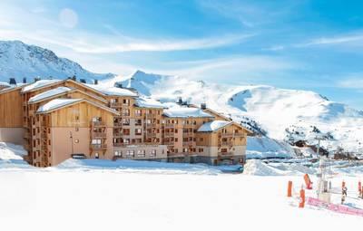 Prestige Apartment Front De Neige