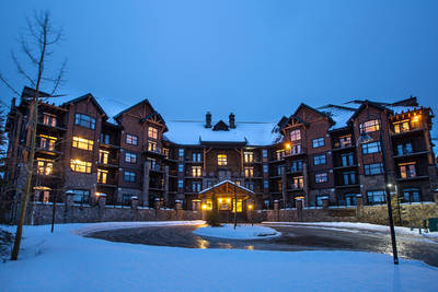 Glacier Mountain Lodge – Hotel