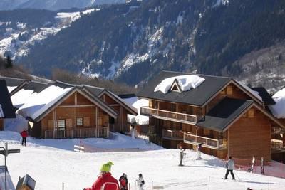 Chalet-appartementen Goélia Le Village Gaulois