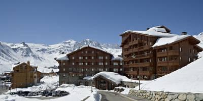 Chalet-appartement Village Montana