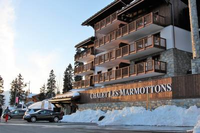 Chalet-appartement Les Marmottons